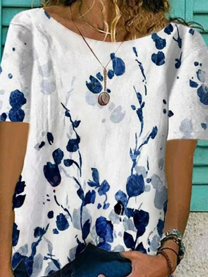 Vintage Short Sleeve Shirts &...