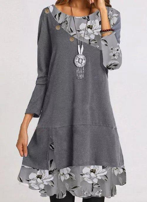 Casual Dress...