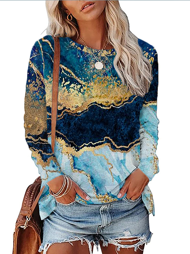 size Casual Printed Shirts & ...