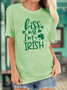 Cotton Short Sleeve T-Shirts