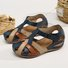 Women Casual Summer Daily Comfy Wedge Sandals