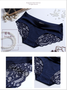 Low-rise Women Seamless Underwear Lace Underwear
