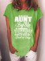 I'm Not Just An Aunt Women's T-shirt