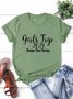 Girls Trip Cheaper Than Therapy 2021 T-shirt